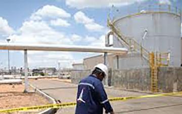 الصورة: الصورة: السودان يجري تحديثاً لخريطة النفط لجذب استثمارات أجنبية