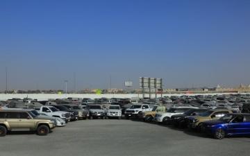 الصورة: الصورة: شرطة دبي تحجز 1097 مركبة سببت الضجيج والإزعاج