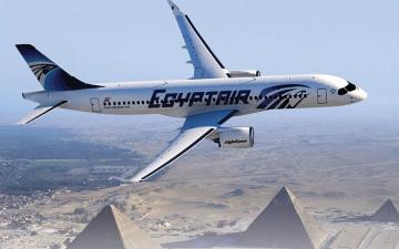 الصورة: الصورة: «مصر للطيران» تسعى للحصول على دعم حكومي بـ447 مليون دولار