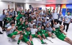 الصورة: الصورة: المنتخب السعودي يبدأ استعداداته لأولمبياد طوكيو