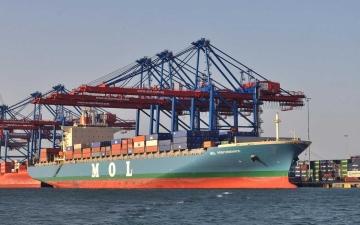 الصورة: الصورة: مصر تعيد فتح ميناءين على البحر الأحمر بعد إغلاق بسبب سوء الأحوال الجوية