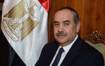 الصورة: الصورة: وزير الطيران يعفي رئيس القابضة لمصر للطيران من منصبه