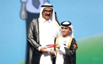 الصورة: الصورة: حمدان بن راشد خلق نموذجاً عالمياً رائداً لتمكين المجتمعات من خلال التعليم