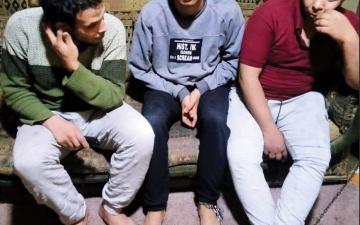 الصورة: الصورة: أسرة مصرية تعيش معاناة الفقر والمرض.. مُعيلٌ عاجز وأبناء بلا علاج