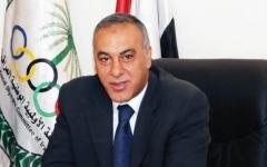 الصورة: الصورة: إعادة انتخاب رعد حمودي رئيساً للأولمبية العراقية