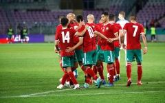 الصورة: الصورة: المغرب يتأهل رسمياً إلى نهائي أمم إفريقيا