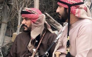 الصورة: الصورة: أزياء الإماراتيين..حفظ الموروث والاعتزاز به