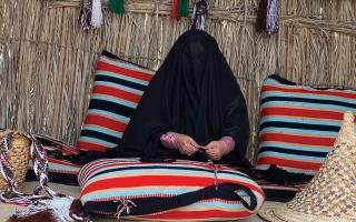 الصورة: الصورة: فعاليات منوعة لنادي تراث الإمارات خلال أيام الشارقة التراثية