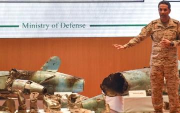 الصورة: الصورة: الإمارات: استمرار هجمات الحوثي يعكس التحدي السافر للمجتمع الدولي