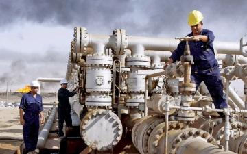الصورة: الصورة: «توتال» تطور قطاع الغاز والنفط في العراق