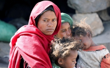 الصورة: الصورة: مناورات الحوثيين تهدم  فرصة السلام