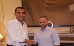 الصورة: الصورة: بلماضي يعلن رحيل رئيس الاتحاد الجزائري لكرة القدم