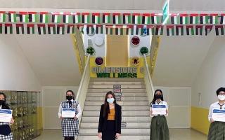 الصورة: الصورة: كلية دبي للسياحة تنظّم التحدّي الأول لطلبة الثانوية العامة