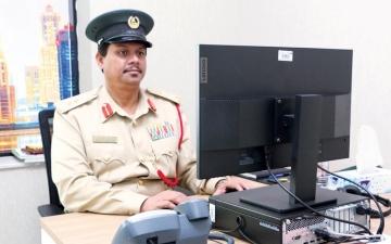 الصورة: الصورة: أحبت شاباً أوروبياً.. فحلت شرطة دبي مشكلتها