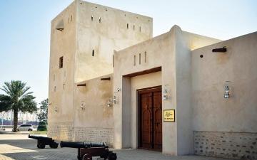 الصورة: الصورة: «الشارقة للمتاحف» تحتفي بحق الليلة لأول مرة في حصن خورفكان
