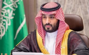 الصورة: الصورة: محمد بن سلمان: 27 تريليون ريال إنفاق السعودية حتى 2030