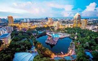 الصورة: الصورة: السياحة الماليزية الشريك الماسي لمعرض الخليج للسفر 2021