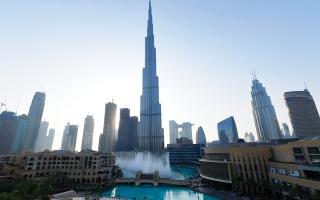 الصورة: الصورة: 810.2 آلاف زائر دولي تستقبلهم دبي في شهرين