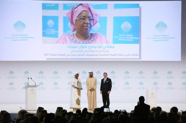 إطلاق نسخة استثنائية لجائزة أفضل وزير في العالم
