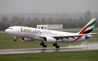 الصورة: الصورة: «الإمارات» تستأنف خدماتها المباشرة بين ميلانو ونيويورك عبر الأطلسي