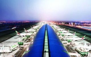 الصورة: الصورة: 810 آلاف زائر دولي إلى دبي  خلال شهرين