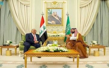 الصورة: الصورة: تأسيس صندوق استثماري سعودي عراقي مشترك بـ 3 مليارات دولار