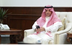 الصورة: الصورة: مسلي آل معمر رئيسا جديدا لنادي النصر السعودي