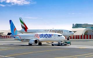 الصورة: الصورة: أميال مضاعفة للحجوزات مع «الإمارات» و«فلاي دبي»