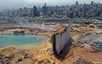 الصورة: الصورة: خطة ألمانية لإعادة بناء مرفأ بيروت بمليارات الدولارات