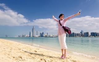 الصورة: الصورة: السياحة الداخلية ترفع الإشغالات الفندقية في عطلة الربيع