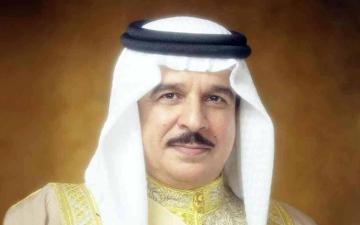 الصورة: الصورة: ملك البحرين يؤكد تأييده التام لقرارات العاهل الأردني