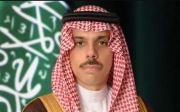 الصورة: الصورة: وزير الخارجية السعودي: استقرار الأردن هو أساس لازدهار المنطقة