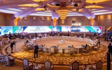 الصورة: الصورة: الحوار الإقليمي للتغير المناخي في الإمارات يختتم أعماله ويصدر بياناً مشتركاً