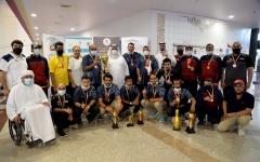 الصورة: الصورة: «دبي لأصحاب الهمم» يتوج ببطولات البولينغ