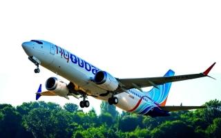 الصورة: الصورة: «فلاي دبي» تعيد «737 ماكس» للخدمة 8 الجاري