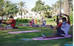 الصورة: الصورة: أبوظبي مجتمع حاضن للرياضة