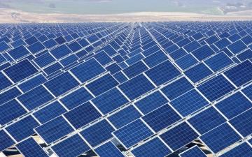 """الصورة: الصورة: تحالف دولي يدشن مشروع """"الزعفرانة"""" بمصر لإنتاج الطاقة الشمسية"""