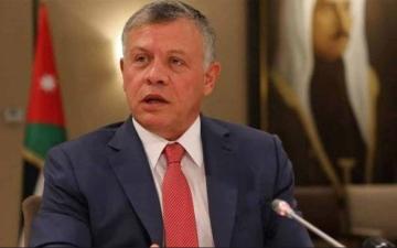 الصورة: الصورة: العاهل الأردني يوكل قضية الأمير حمزة لعمه الأمير الحسن