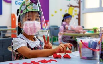 الصورة: الصورة: «الشارقة للتعليم الخاص»: الفصل الدراسي القادم بنظامي التعليم الهجين والتعلم عن بعد