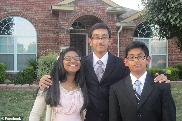 الصورة : تانفير، 21 (يسار) وفرحان، 19 عامًا، قتلا أختهما فاربين، 19 عامًا، بالإضافة إلى والديهما وجدتهما.