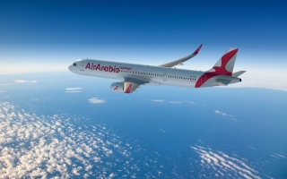 الصورة: الصورة: «العربية للطيران» تستأنف رحلاتها إلى سراييفو 7 مايو