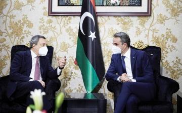 الصورة: الصورة: ليبيا وإيطاليا تبحثان إحياء معاهدة 2008