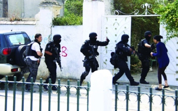 الصورة: الصورة: ماذا تفعل الفلبين في تونس؟