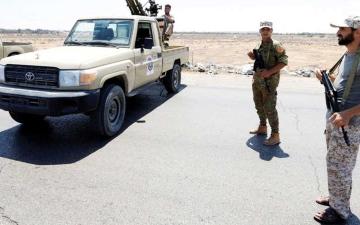 الصورة: الصورة: توتّر في زوارة الليبية بعد اختطاف مدير أمنها
