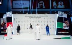 الصورة: الصورة: 34 ميدالية لأبطالنا في افتتاح «أبوظبي العالمية لمحترفي الجوجيتسو»