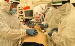 الصورة: الصورة: الإمارات تشارك العالم اليوم الاحتفاء بـ «يوم الصحة»