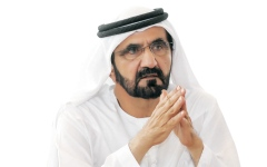 الصورة: الصورة: محمد بن راشد: «القوز الإبداعية» إضافة نوعية لمدن دبي الذكية والثقافية