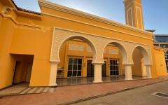 """الصورة: الصورة: افتتاح مسجد """"ذو النورين"""" الجديد في """"قرية جميرا سيركل"""""""