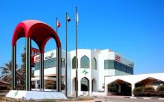 """الصورة: الصورة: """"صحة دبي"""" تحصل على شهادة دولية للعمل الآمن أثناء جائحة كوفيد19"""