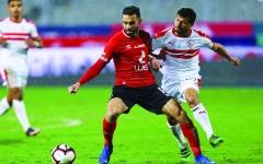 الصورة: الصورة: «مجاهد» الكرة المصرية يثير الجدل